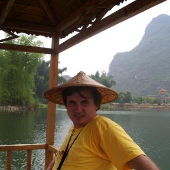Игорь Смердов - учитель английского языка по скайпу